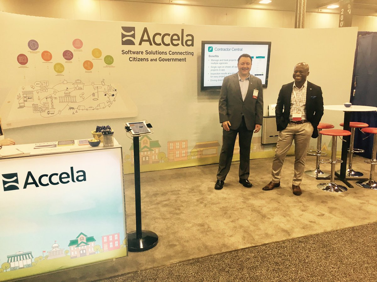 We&#39;re talking about modernizing county #CommunityDevelopment technology at Accela booth #406 - let&#39;s chat! #NACoAnn<br>http://pic.twitter.com/elZeW3ttlb