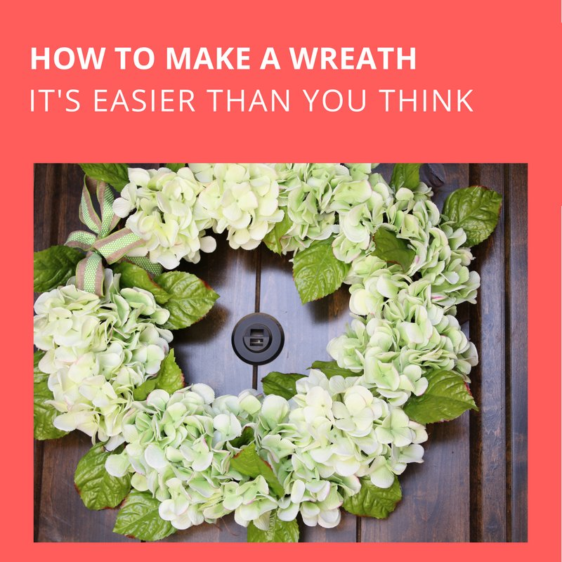 Making a wreath is easier than you think.  This tutorial #ontheblog will walk you through it. #diy #wreaths  http:// jennylouisemarie.com/how-to-make-sp ring-wreath/ &nbsp; … <br>http://pic.twitter.com/d4PXel7sgz