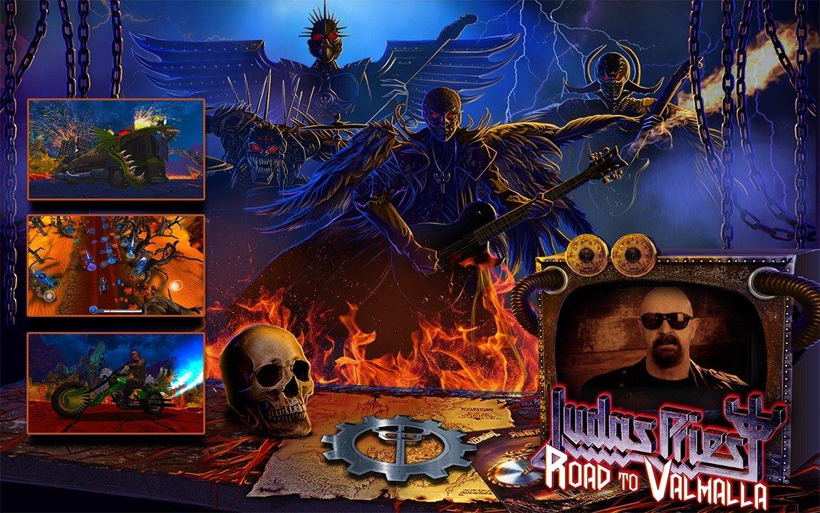 Babaroga Games On Twitter Judas Priest Road To Valhalla