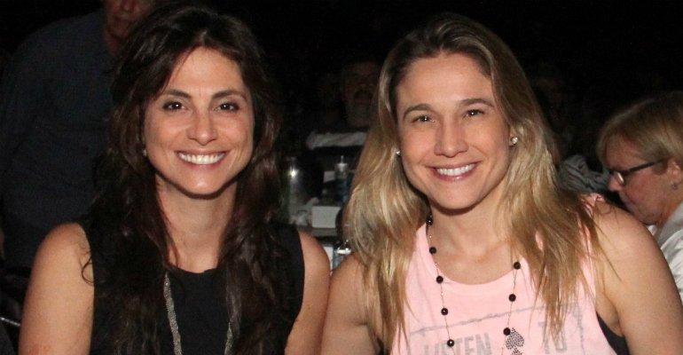 Fernanda Gentil e namorada vão ao show do 'Roupa Nova' --> https://t.co/pXssxjGvpu