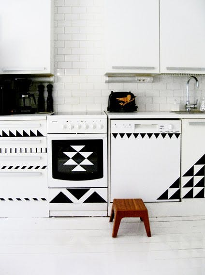 Create any design in your #kitchen with contact paper. #DIY   http:// cpix.me/a/27960317  &nbsp;  <br>http://pic.twitter.com/KWOjkbKOBK