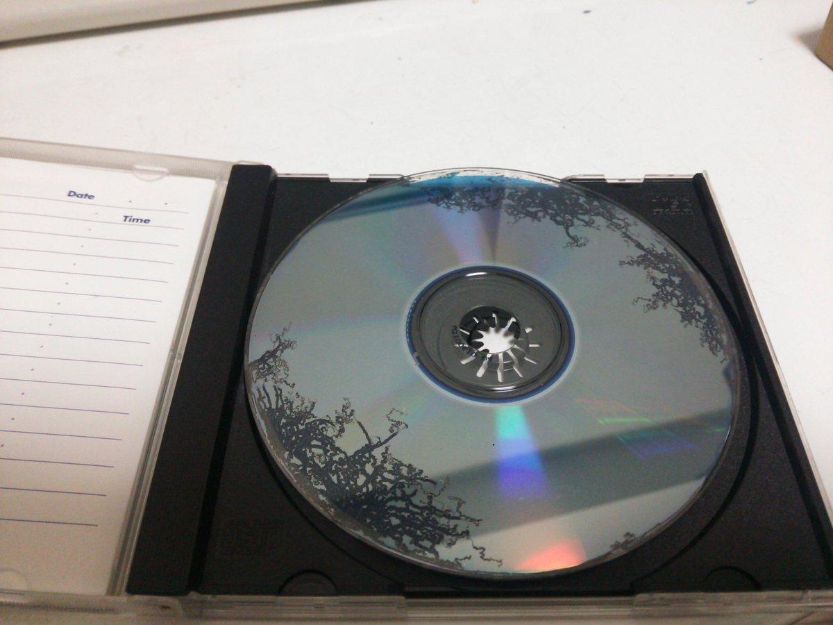 test ツイッターメディア - 2000年ぐらいにダイソーで買ったCD-RW.... ケースにいれっぱなしだったけどラベルが剥げてきた.... #ダイソー https://t.co/jxA6EL75M4