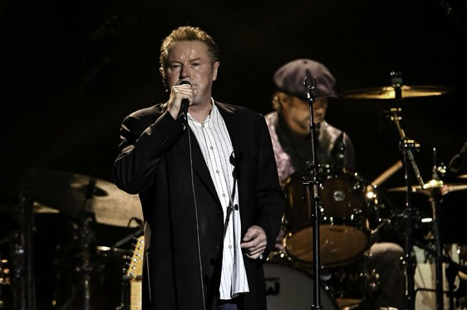 Happy birthday, Don Henley! Check him out at the last weekend: