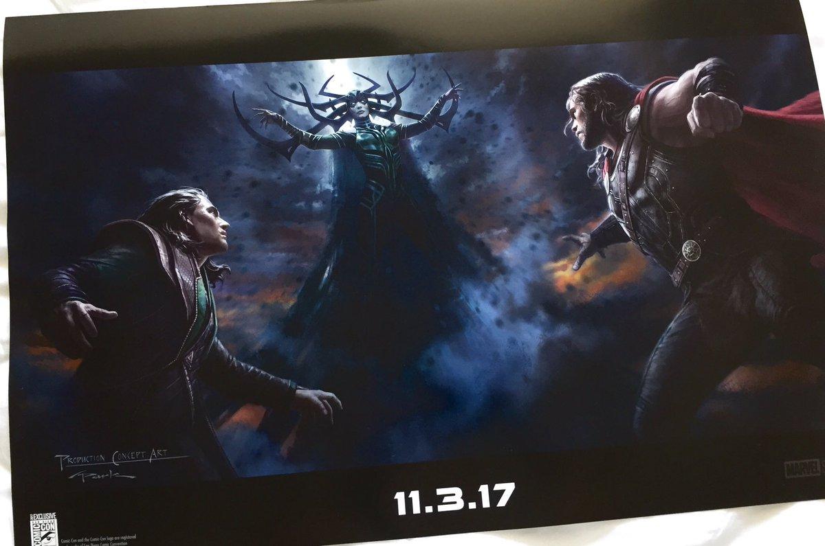 Thor: Ragnarok (de Taika Waititi) - Page 2 DFWTOHDVYAE-KnS