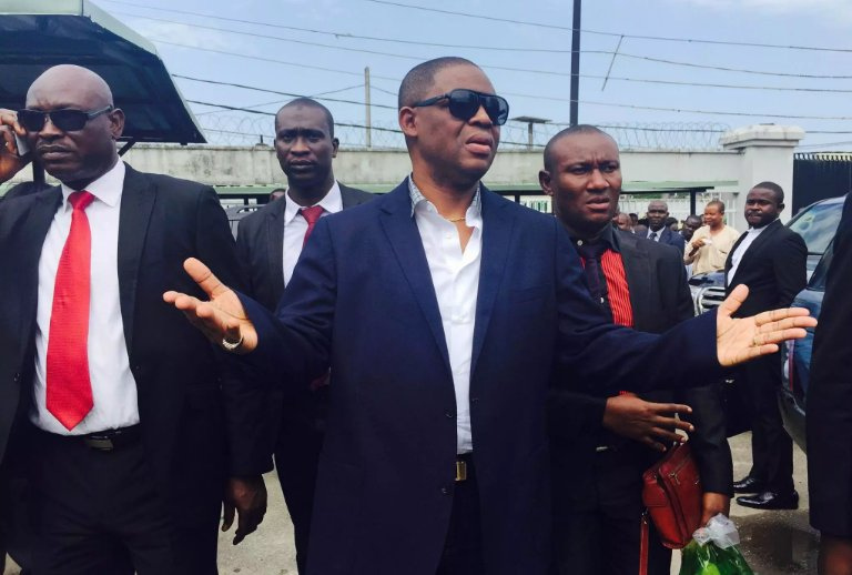 Fani Kayode has accused the Special Adviser on Media and Publicity to Buhari, Mr Femi Adesina, of 'threatening opposition with assassination'.