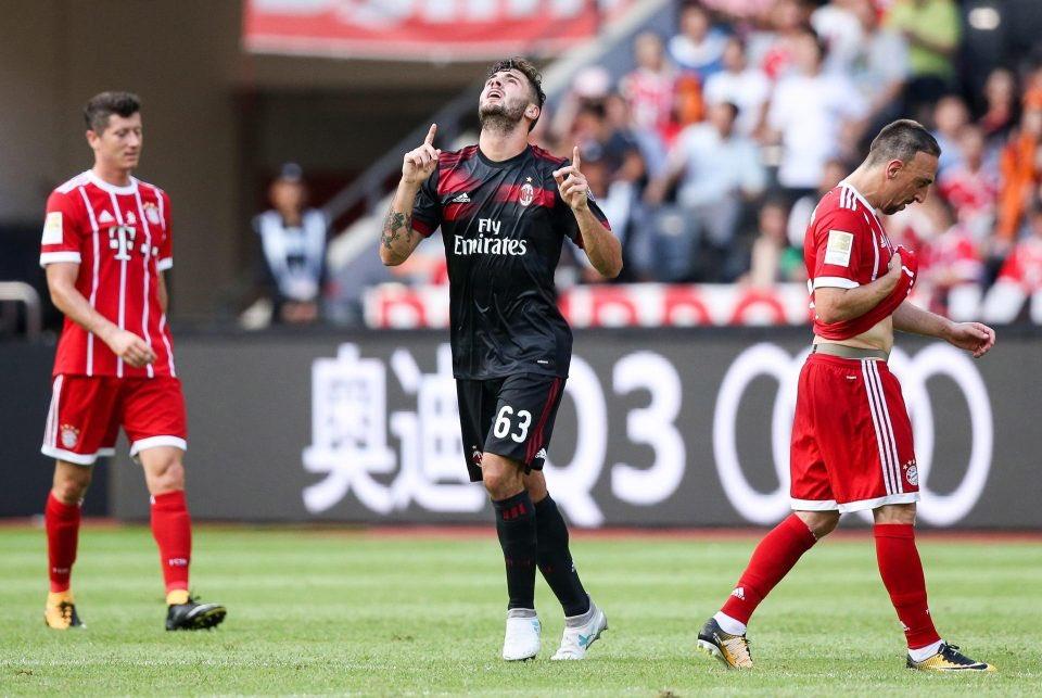 Com Leva, Ribery, James, Alaba e cia Milan faz 4x0 no Bayern. É só pré temporada mas...  Ps. Só gol dos novos contratados! 👀