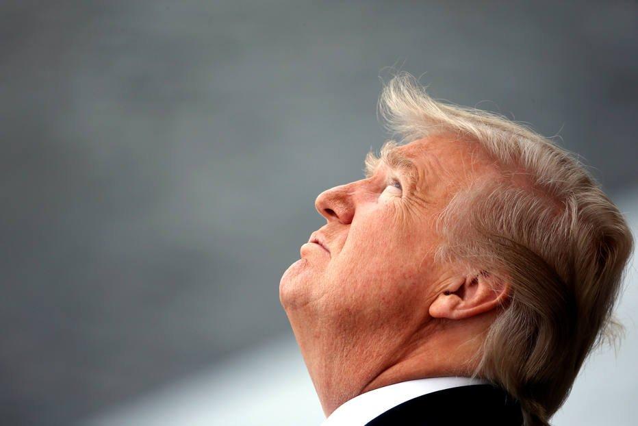 Trump acusa 'NYT' de frustrar plano dos EUA para matar líder do Estado Islâmico https://t.co/5ce02wWYBL