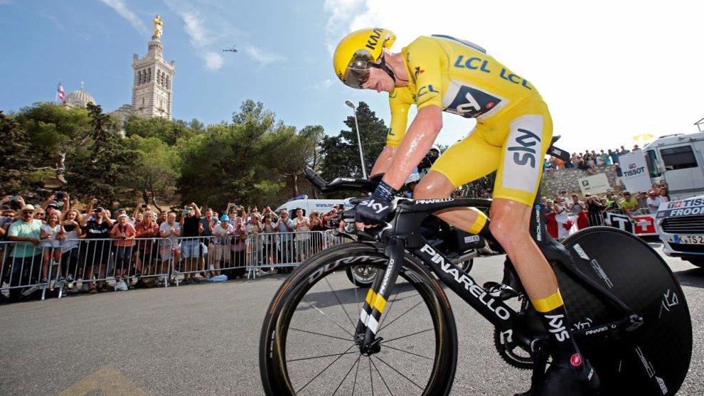TOUR de France Diretta TV: Tappa passarella Champs Elysees con l'incoronazione di Chris Froome