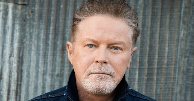 Another one joins the 70 club... Happy Birthday to Eagle Don Henley!
