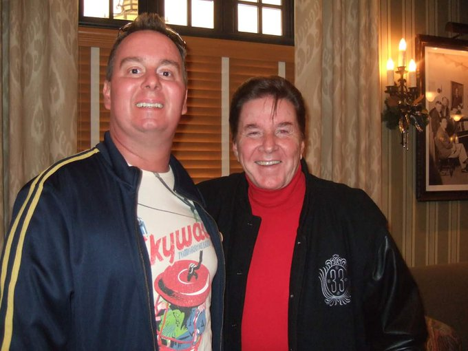 Happy 74th birthday to former teen idol Bobby Sherman.