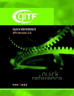 Get your #glTF 2.0 reference guide in PDF, Slideshare or print https://t.co/edbO9t14gG
