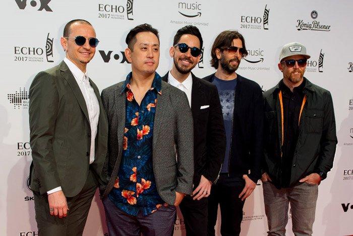 Linkin Park cancels tour following Chester Bennington's death https://t.co/CmOM11GPRy
