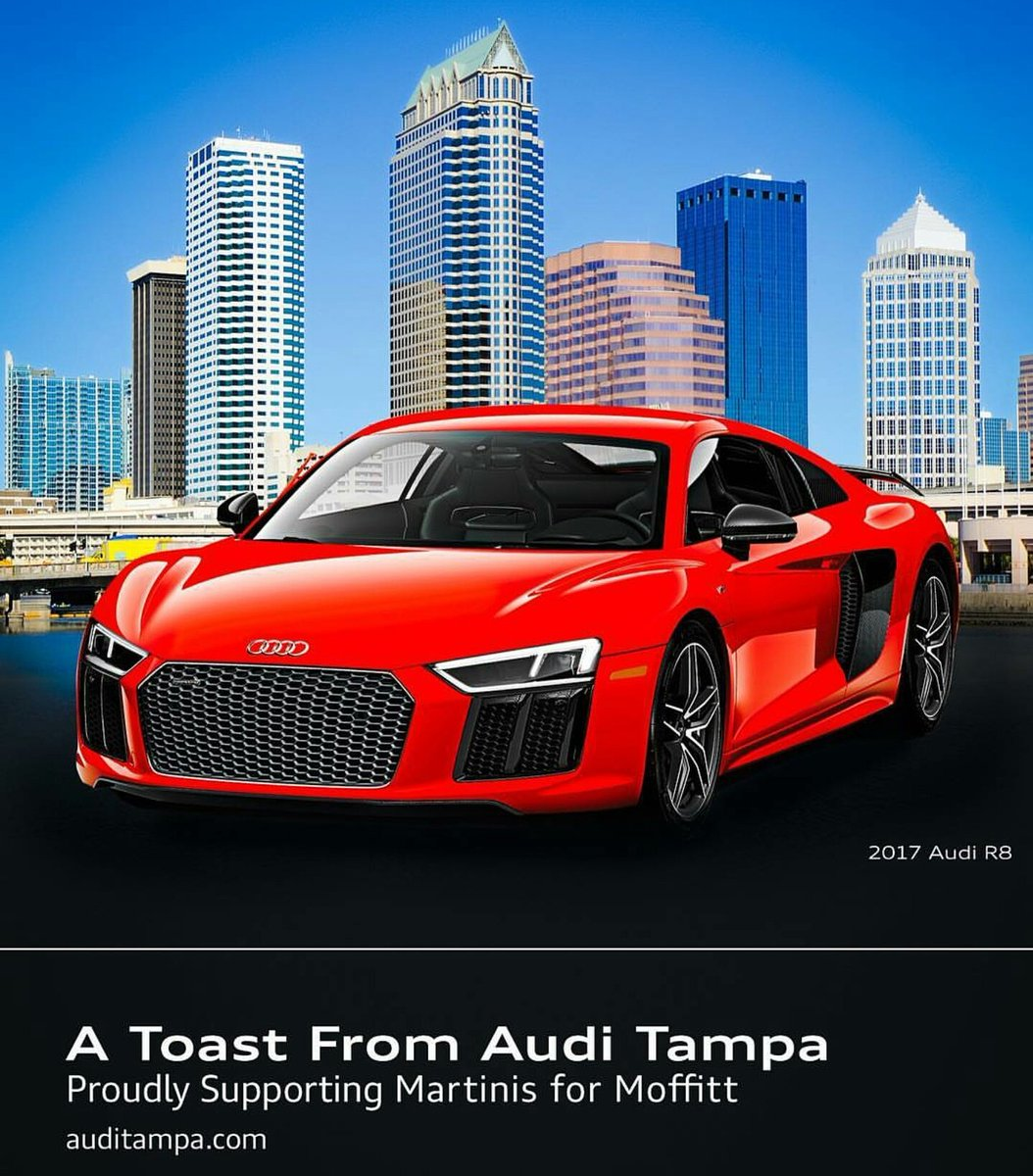 Audi Tampa On Twitter Audi Tampa Is Proud To Support Tonights - Audi tampa