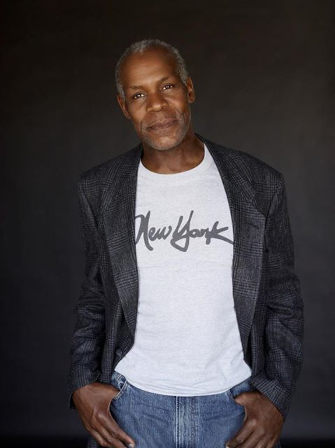 Happy 71st Birthday, Danny Glover!