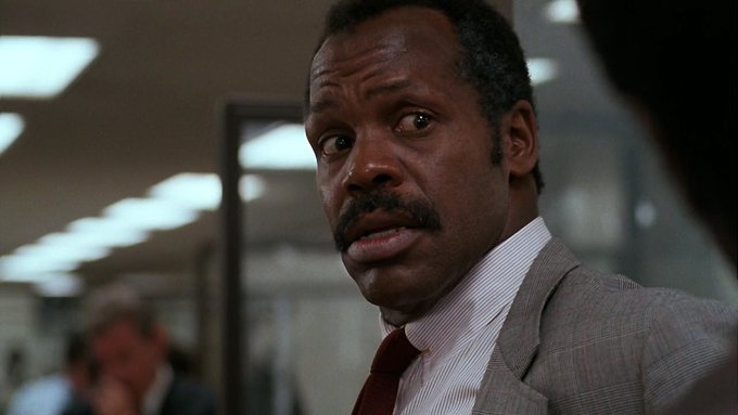Happy Birthday to actor Danny Glover !