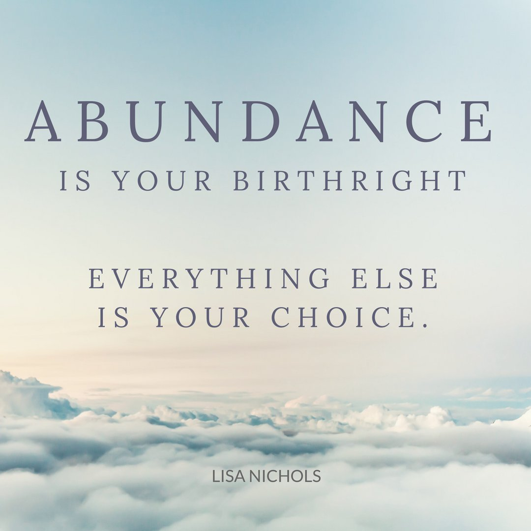 abundance now lisa nichols free pdf