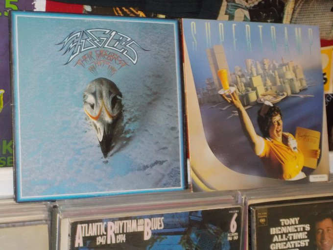 Happy Birthday to Don Henley (Eagles) & Rick Davies (Supertramp)