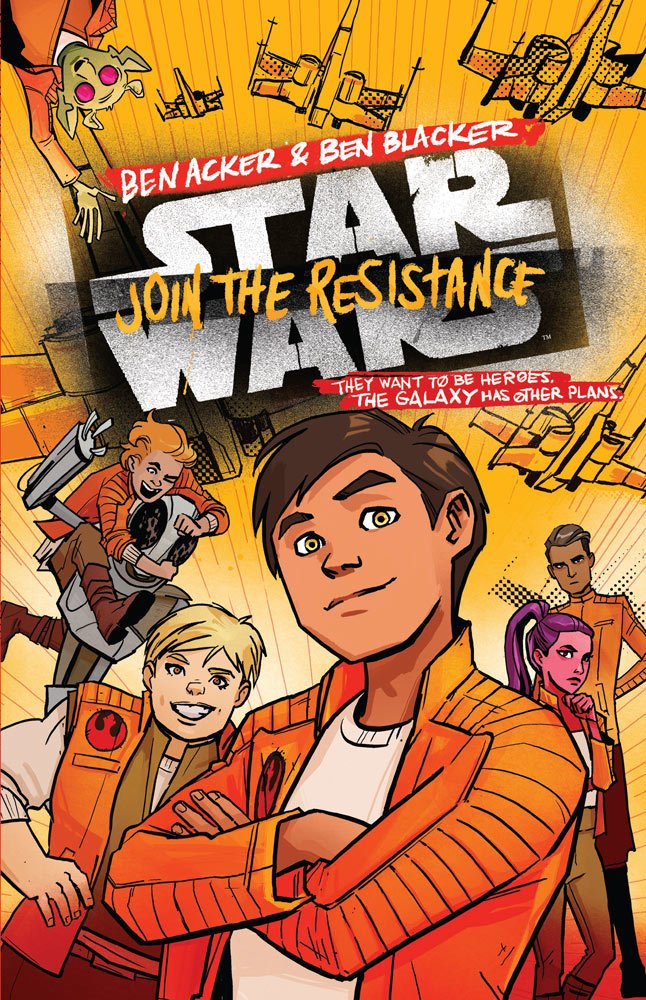 How Donald Trump's inauguration almost affected the new crop of 'Star Wars' kids' books https://t.co/dxneIrANfh https://t.co/iZJeKExYZa