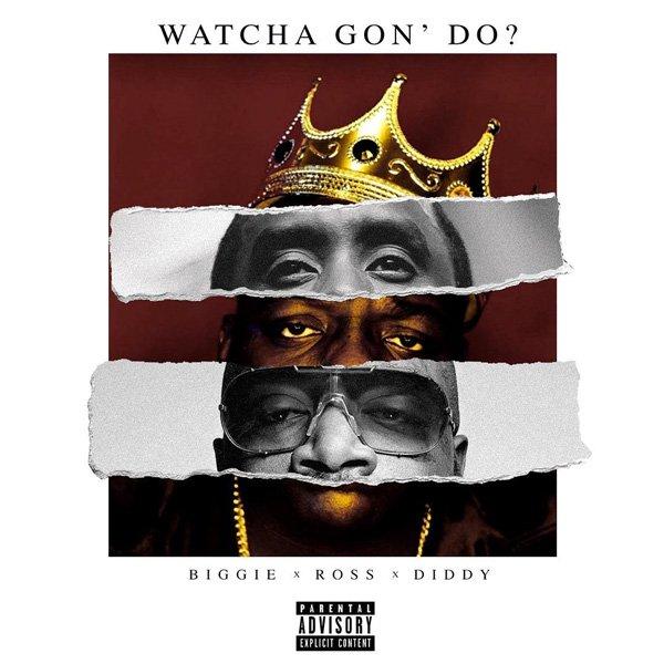Listen to the 'Dre Day' remix of @iamdiddy's new single 'Watcha Gon' Do' featuring Biggie a@rickyrozahttps://t.co/ALSfYHVufeynd