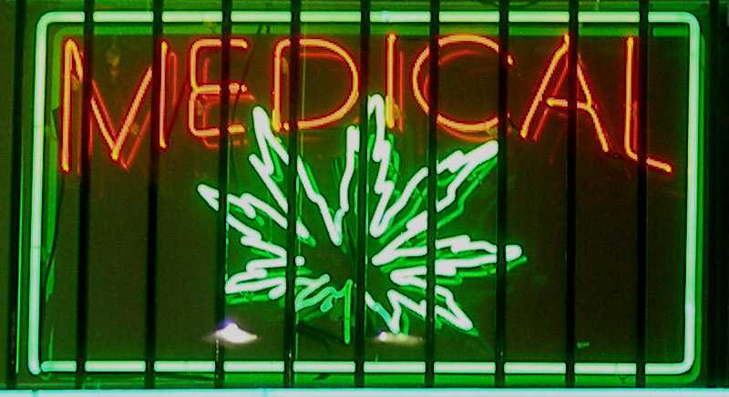US medical marijuana sales.  2013: $1.6 billion 2017: $3.1 billion 2020: $5 billion (projected)  (Marijuana Business Daily)