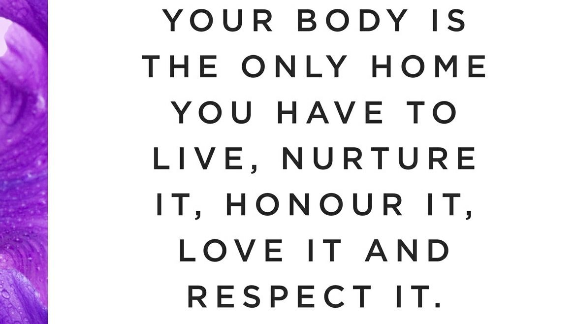 Your body is the only home you have... #Wellness #Mindfulness<br>http://pic.twitter.com/94QLi4c5M1