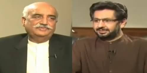 Jirga with Saleem Safi  - 22nd July 2017 - Khursheed Shah Exclusive Interview thumbnail