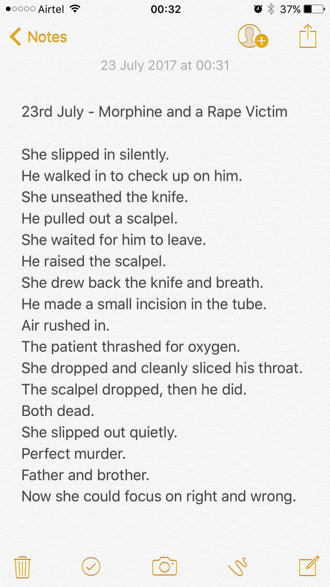 #TinyStory #Tiniature #tinystories #microstories #tinytales #amwriting #BeingAuthor https://t.co/xoDplP0vG1