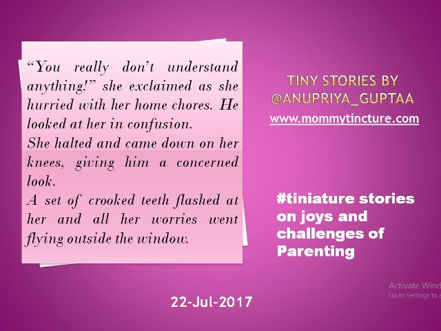 @gayatri_gadre @romspeaks @foodietweeter @Ishieta @sujitrukhsat @Mayuri6 @nehatambe @twinklingtina @NatsCosmicrain hope am not too late for the day, though the date on the calendar has changed #Tiniature #tinystory #tinytales https://t.co/RS8rb1ZM8K