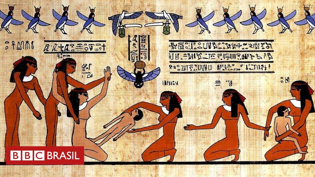 Cirurgias, tratamentos dentários e outras práticas médicas do Egito Antigo que são usadas até hoje https://t.co/HJRFuSZM7r