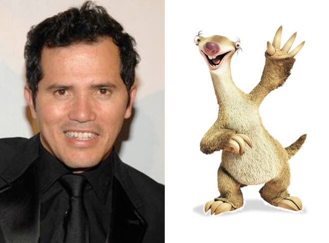 Happy 53rd Birthday to John Leguizamo! The voice of Sid in the Ice Age movies.