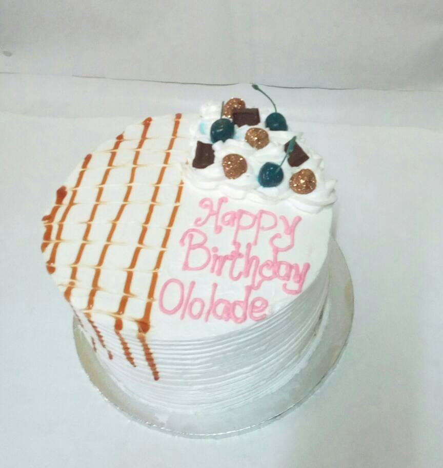 Toro S Cakes Lagos Baker On Twitter Occasion Birthday Cake