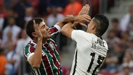 Fluminense x Corinthians: prováveis times, onde ver, desfalques e palpites https://t.co/Vh0KVopJRh