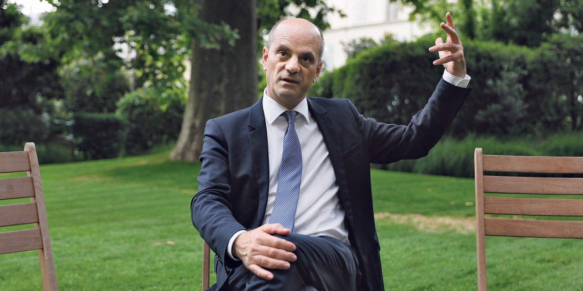 Jean-Michel Blanquer au #JDD : 'L'ennemi, c'est l'égalitarisme' https://t.co/xJ5GEnT9gZ