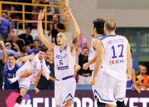 test Twitter Media - Μπράβο στην Εθνική Νέων που κέρδισε την Ισπανία & πάει στον τελικό του #FIBAU20Europe ! Το ελληνικό μπάσκετ συνεχίζει να γράφει ιστορία! https://t.co/ngLKMoLVBD
