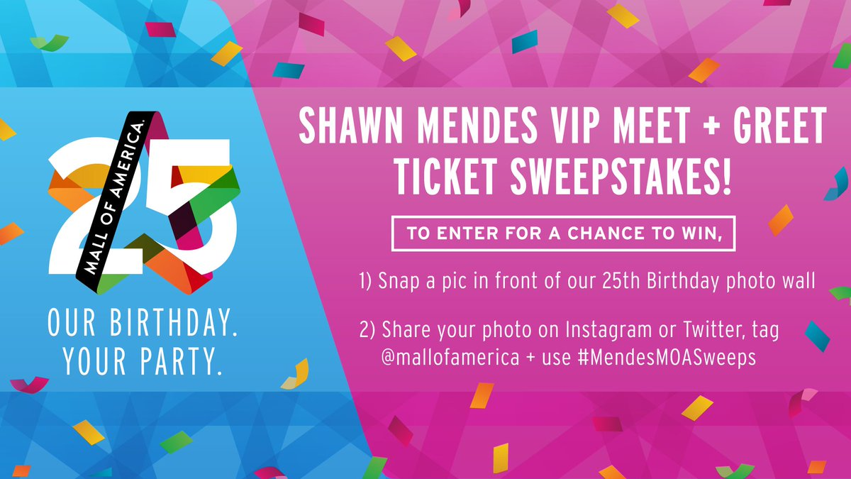 Mall of america on twitter illuminate the world izze is giving izze is giving you the chance to win meet greet tickets for shawnmendes mendesmoasweeps httpstsliryuq5lt httpstsy1k2k8j0i m4hsunfo
