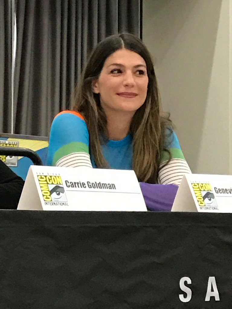 Participating in the anti/bullying panel, @realGpad! #sdcc https://t.co/aDsx8WFgsE