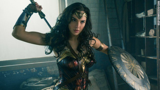 Wonder Woman sequel announced at Comic-Con. The first film had the biggest opening for a female director. https://t.co/AZO633CB1t