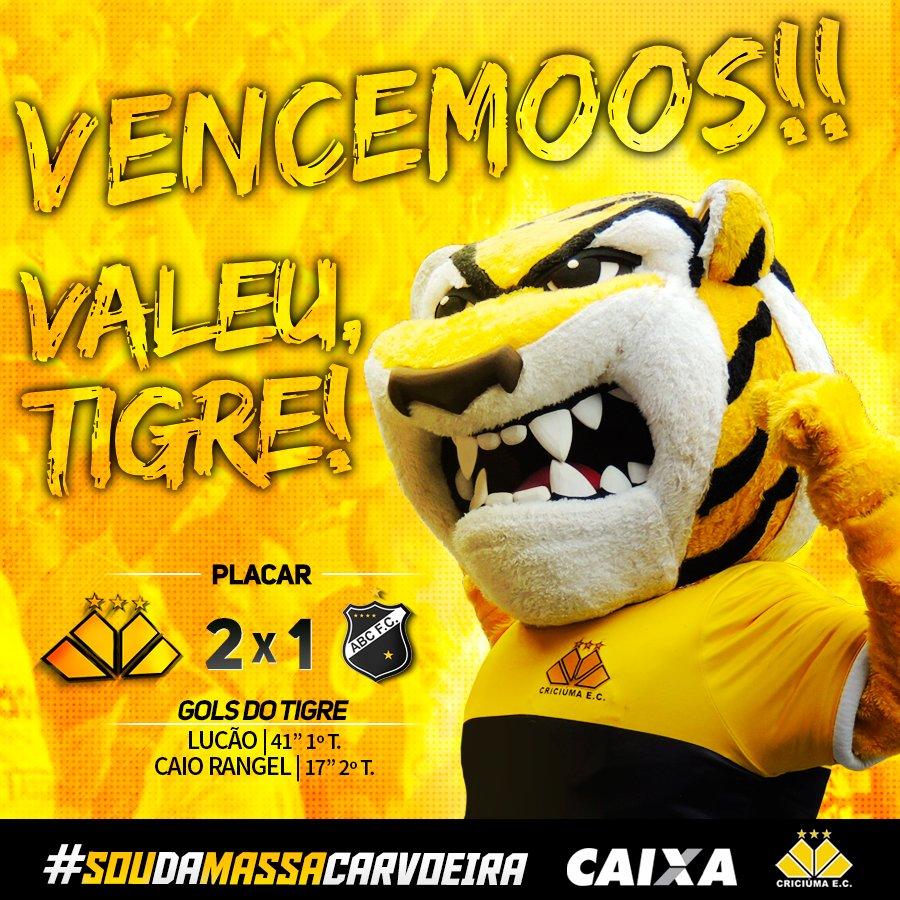 VENCEEEEEMOSSS! Em casa quem manda é o Tigre! 👊🐯 #DaleTigre #VamoSubirTigre