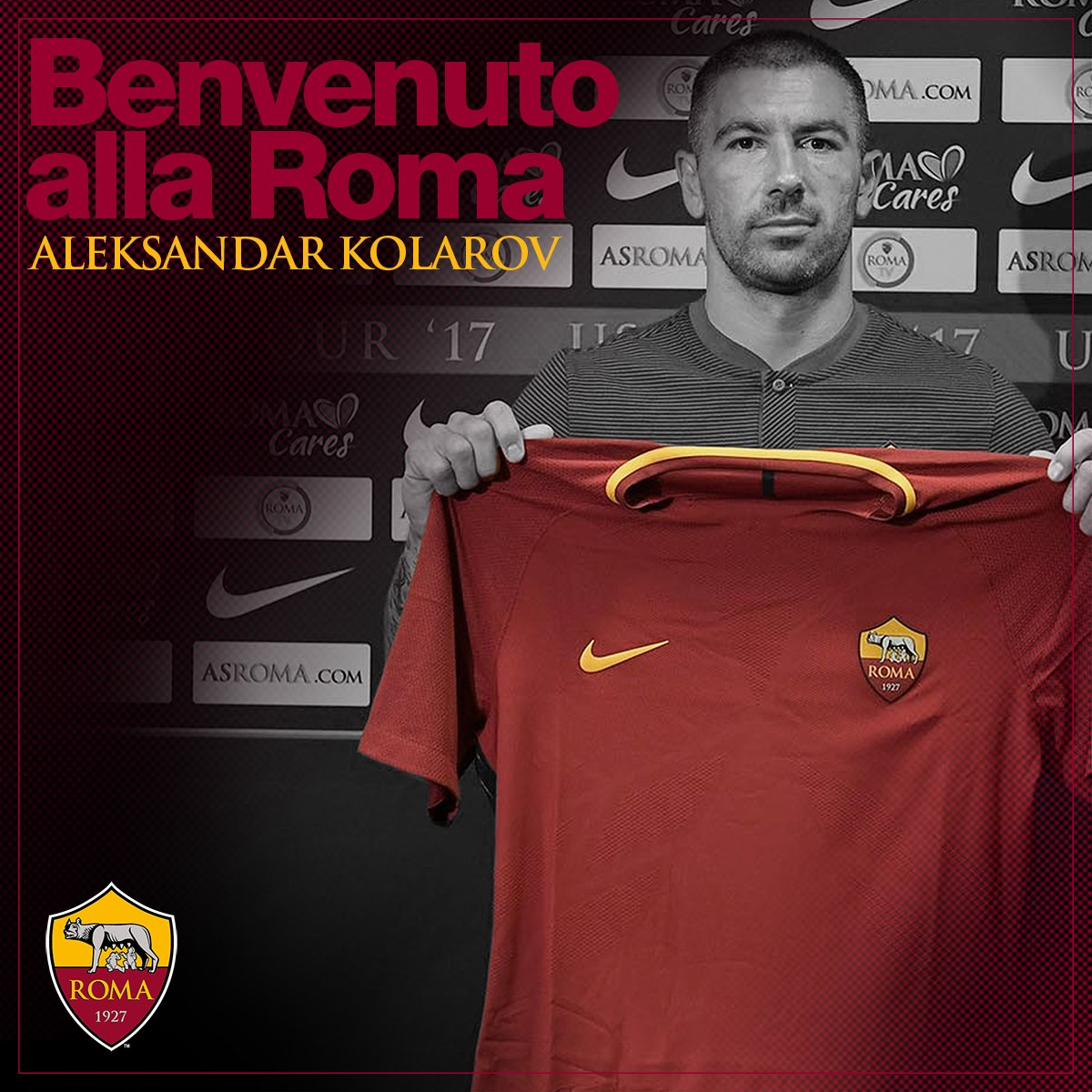 AS Roma on Twitter: