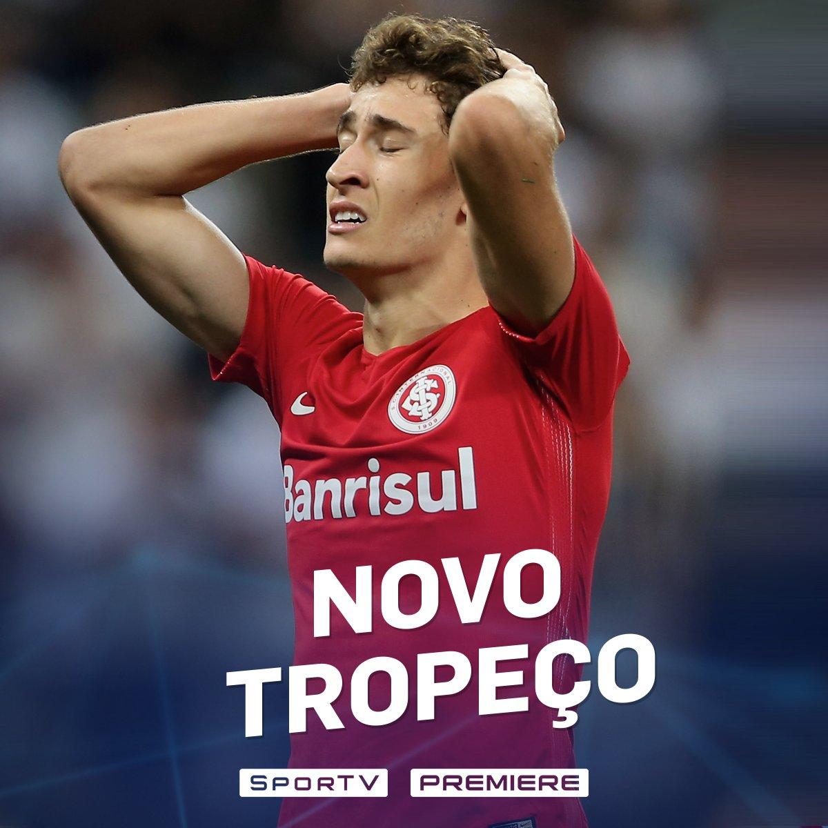 Golzinho no fim decreta mais uma derrota do Inter! #BrasileiraoNoSporTV #NossoFutebol
