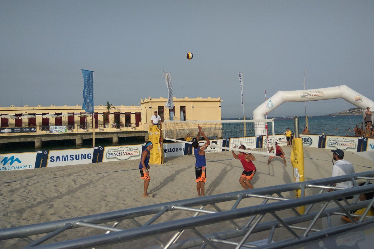 Campionato italiano beach volley a Mondello, il quadro della seconda giornata - https://t.co/wR6OgfQs4u #blogsicilianotizie #todaysport