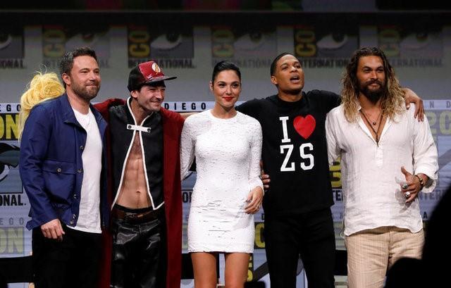 Wonder Woman the star among Warner Bros' expanding superhero franchise https://t.co/EPfKsxfzwH