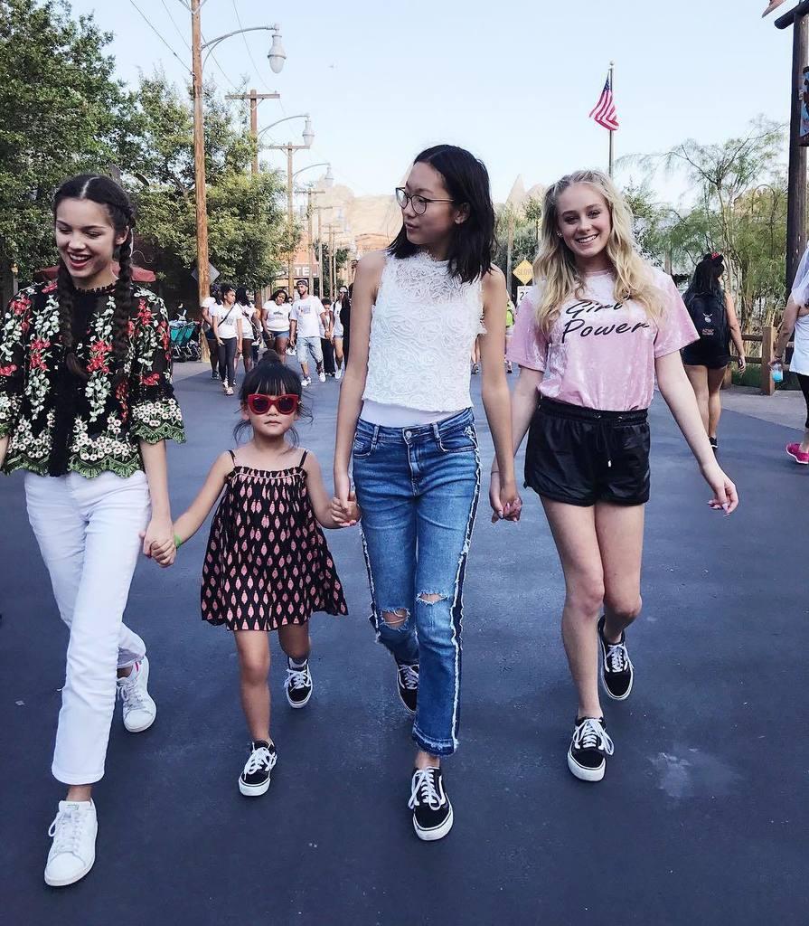 Zooey Miyoshi On Twitter The Best Babysitters In Town Olivia Rodrigo Madisonhu Devoreledridge Disneysquad Dress Louisemisha Sneake Https T Co Qh0csfmykt Https T Co J5khdhri5s