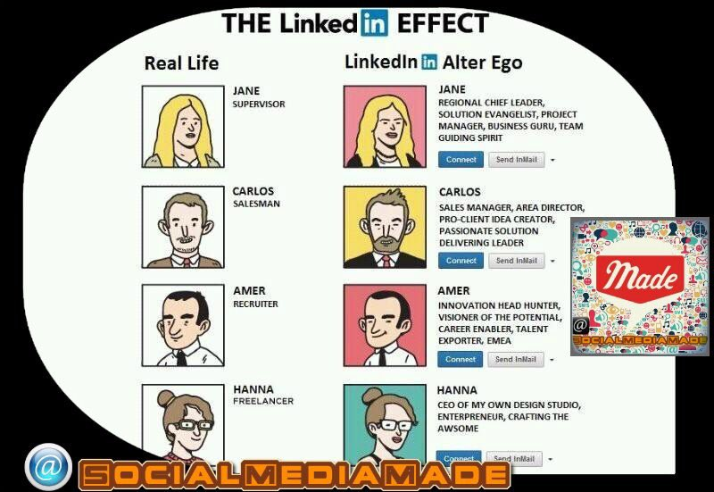 The #linkedin effect -  #Socialmedia #infographic #SMM #Mpgvip #defstar5 #makeyourownlane #growthhacking #SEO #DigitalMarketing #tweet<br>http://pic.twitter.com/MRgu36tMrC