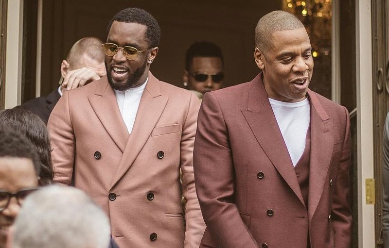 """.@Diddy on JAY-Z's """"4:44"""" — """"To me his best album and the album of the year"""" #OVOSOUNDRADIO"""