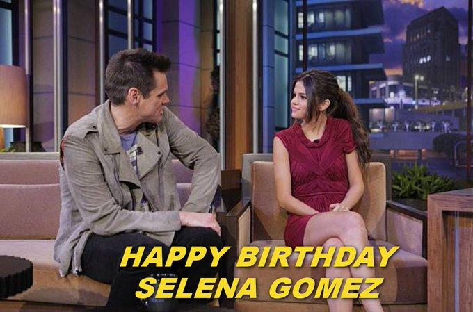 HAPPY BIRTHDAY | Selena Gomez