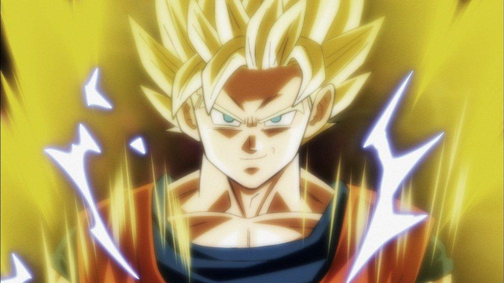 Super Saiyan 2 Son Goku