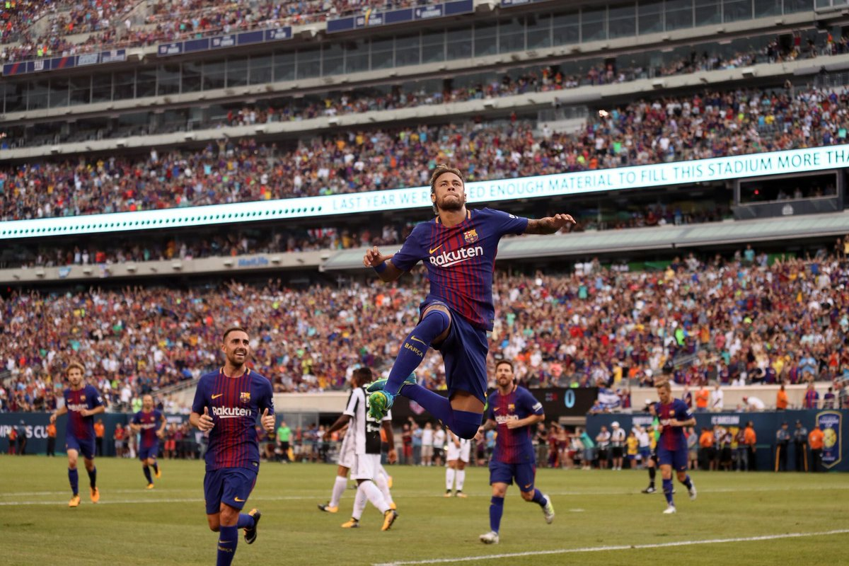 Video: Juventus vs Barcelona