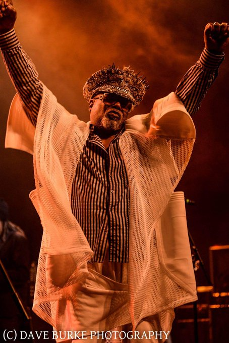 Happy Birthday to funk legend pictured earlier this year doing a great show in London