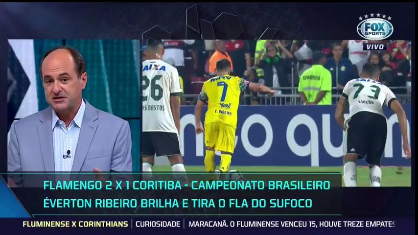Simon: 'Com essa folha de pagamento, o Flamengo tinha que ter um técnico mais rodado e mais cascudo' #RodadaFOX